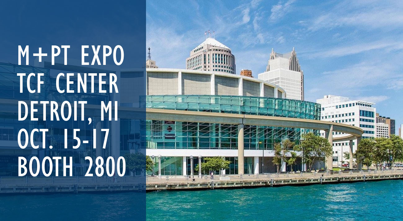 Motion + Power Technology Expo Detroit, MI